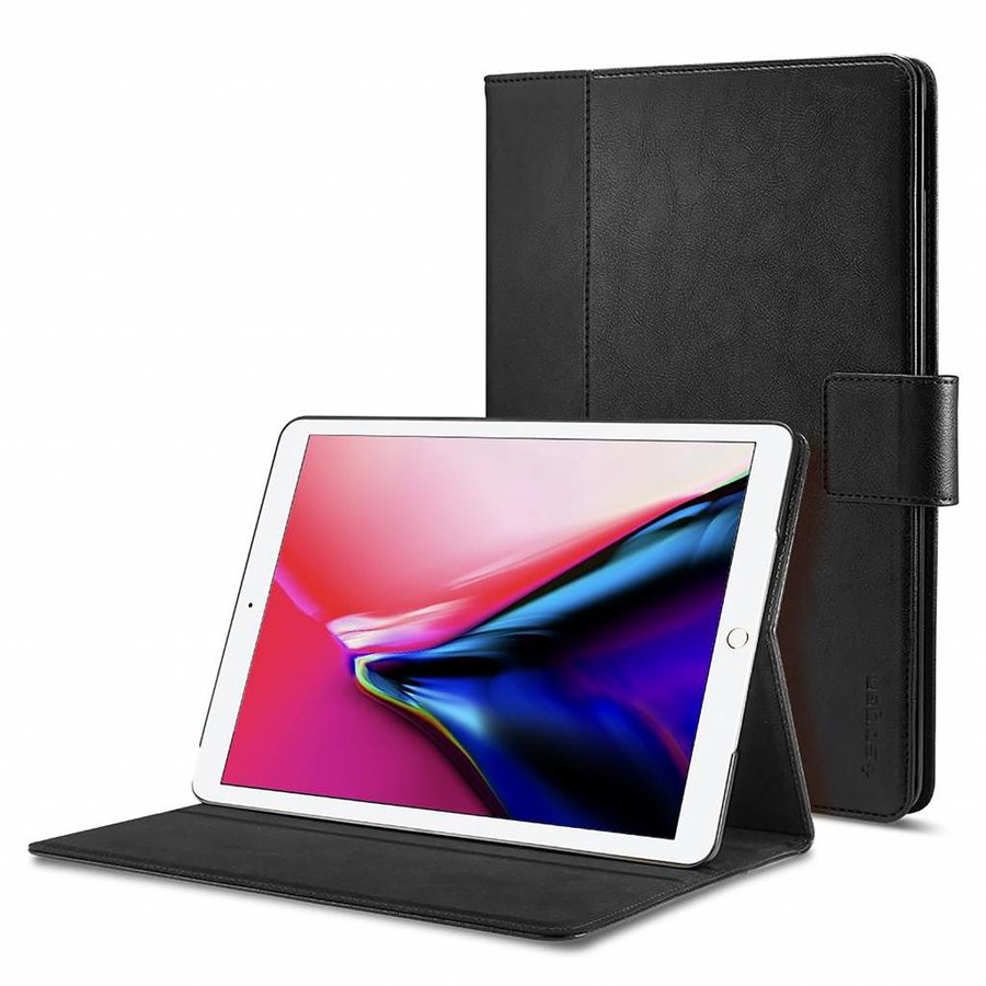 Spigen Case Stand Folio for iPad 9.7 black-1