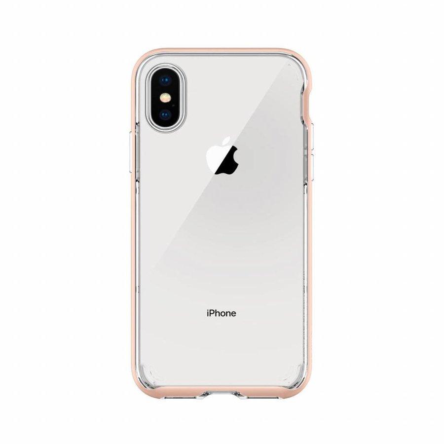 Spigen Neo Hybrid Crystal for iPhone X Rose Gold-2
