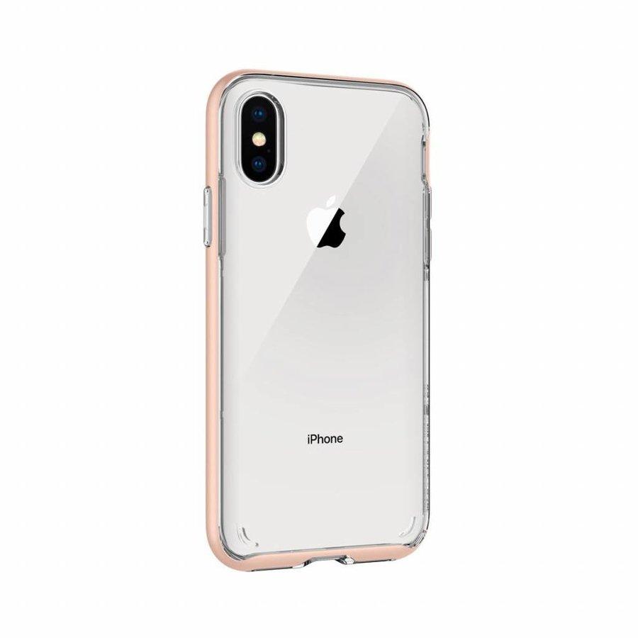 Spigen Neo Hybrid Crystal for iPhone X Rose Gold-4