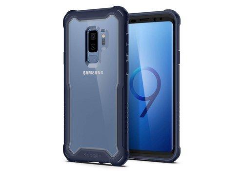 Spigen Hybrid 360 for Galaxy S9+ Deep Blue