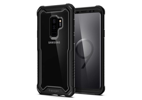 Spigen Hybrid 360 for Galaxy S9+ black