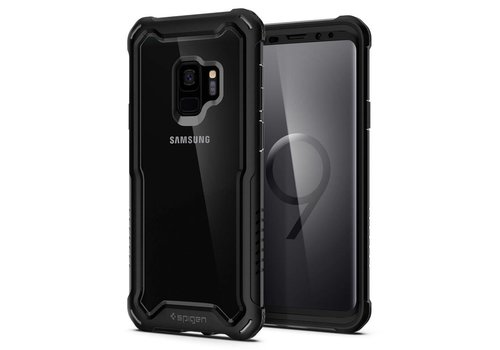 Spigen Hybrid 360 for Galaxy S9 black
