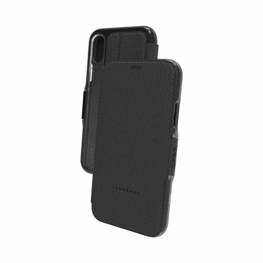 GEAR4 Oxford for iPhone X black-1