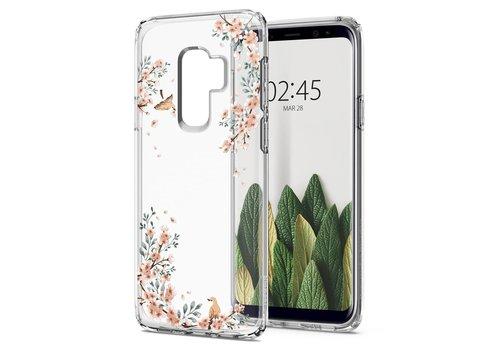 Spigen Liquid Crystal Blossom for Galaxy S9+ Nature