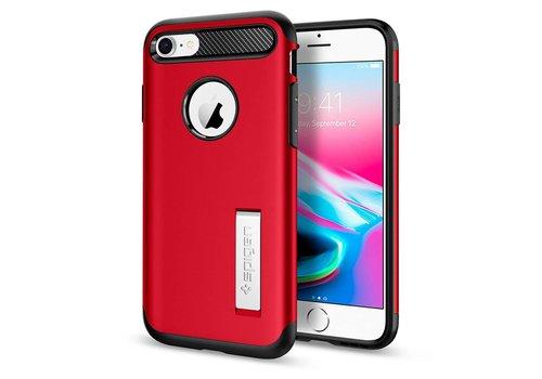 Spigen Slim Armor  for iPhone 7/8 red