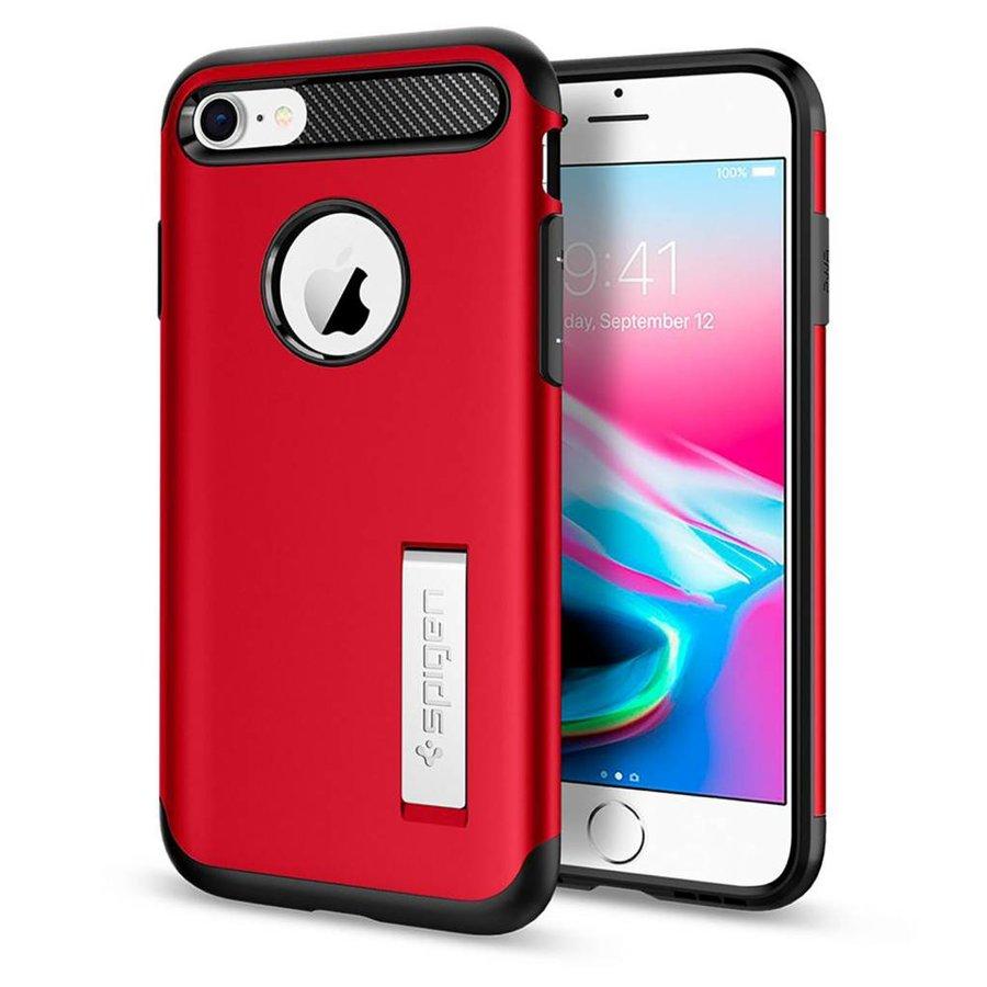 Spigen Slim Armor  for iPhone 7/8 red-1