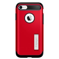 thumb-Spigen Slim Armor  for iPhone 7/8 red-2