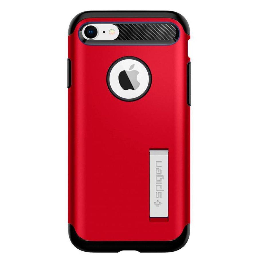 Spigen Slim Armor  for iPhone 7/8 red-2