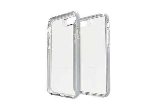 GEAR4 D3O Bank for iPhone 7/8 clear/white