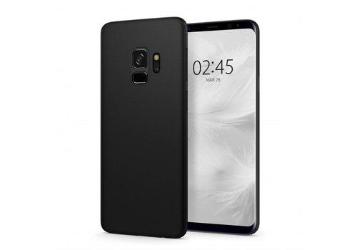 Spigen Air Skin for Galaxy S9 black