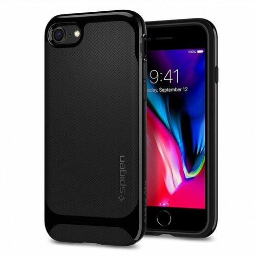 Spigen Neo Hybrid Herringbone for iPhone 7/8 shiny black
