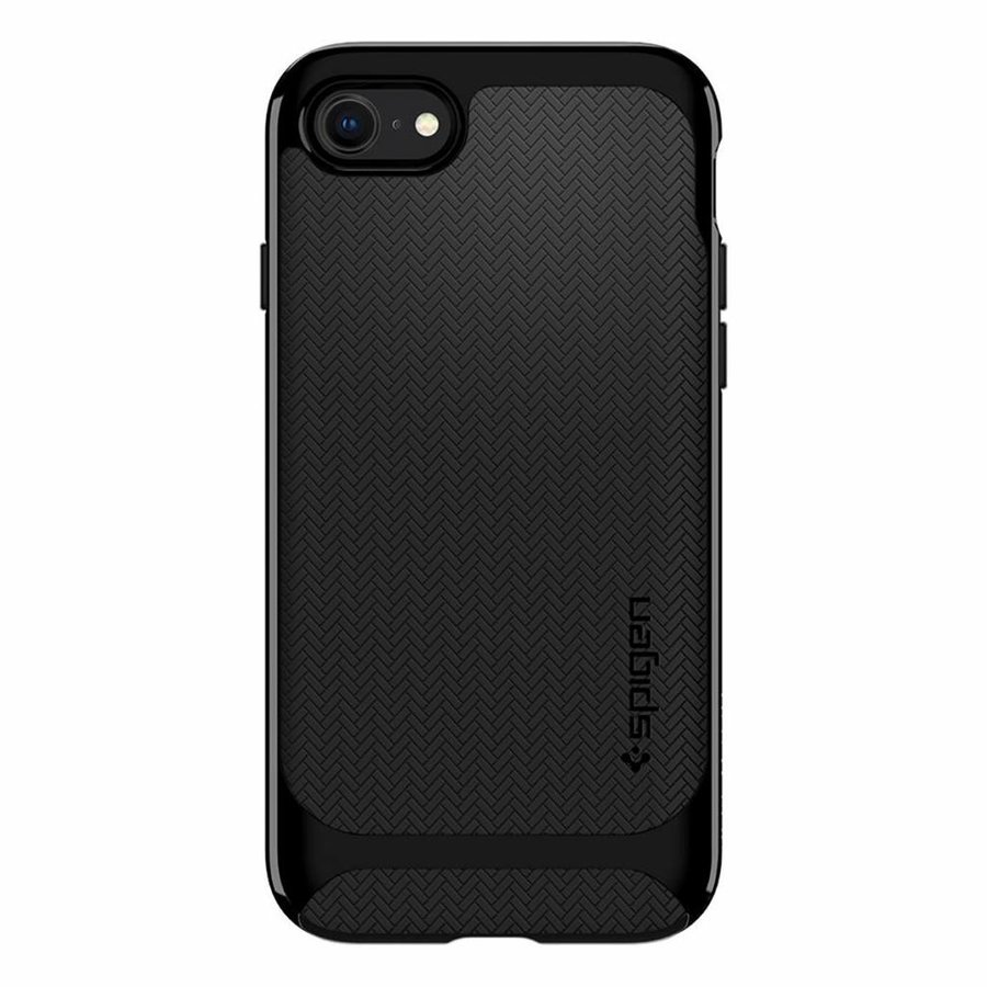 Spigen Neo Hybrid Herringbone for iPhone 7/8 shiny black-2