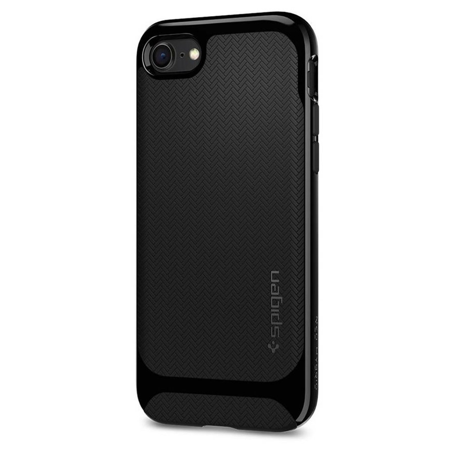 Spigen Neo Hybrid Herringbone for iPhone 7/8 shiny black-3