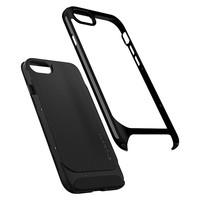 thumb-Spigen Neo Hybrid Herringbone for iPhone 7/8 shiny black-5