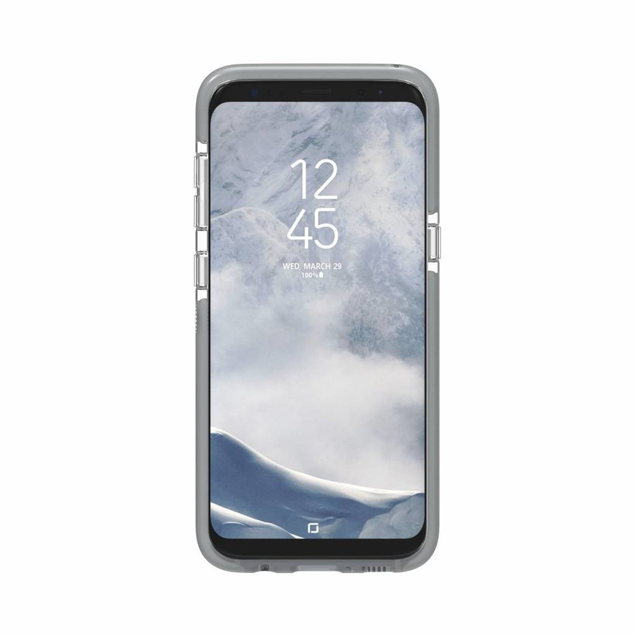 GEAR4 Piccadilly for Galaxy S8 silver colored-4