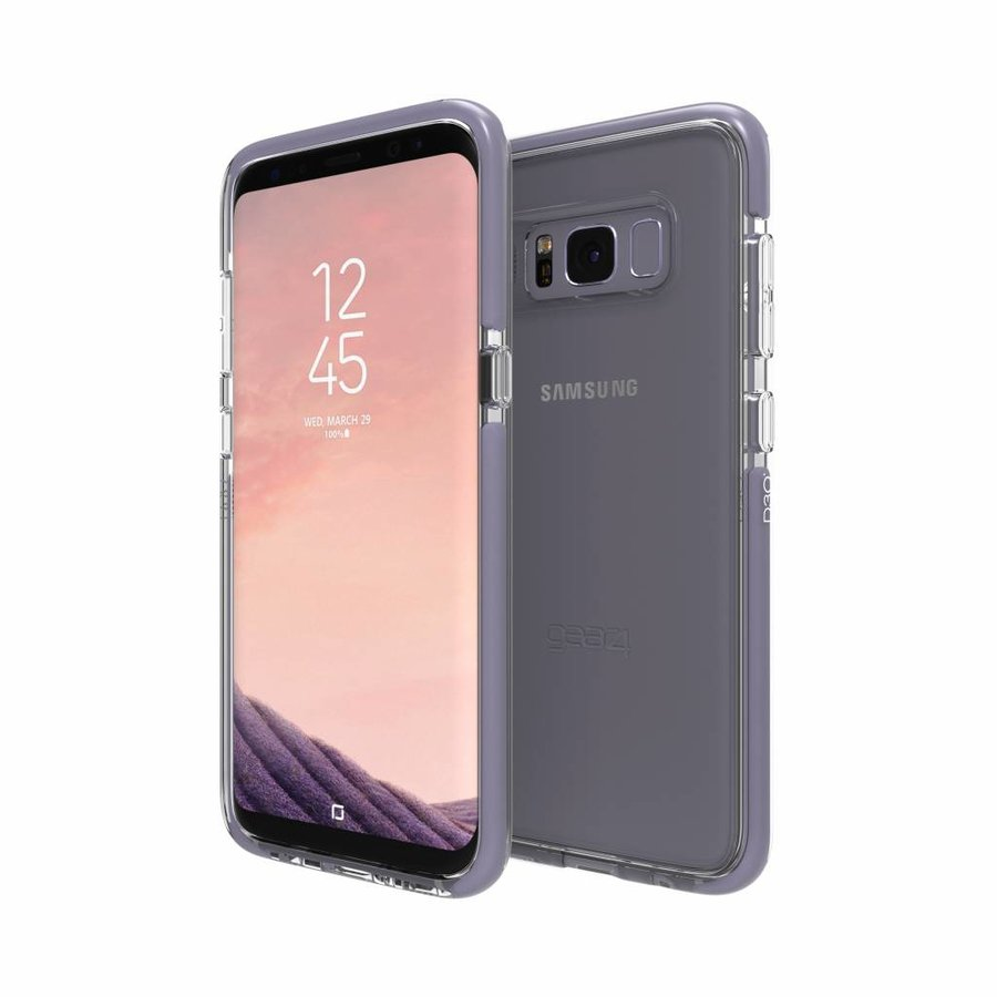 GEAR4 Piccadilly for Galaxy S8 orchid grey-5