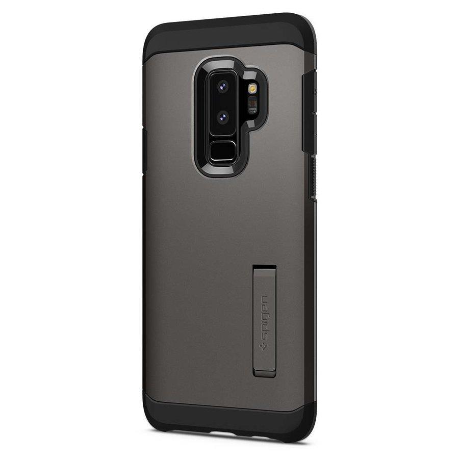 Spigen Tough Armor for Galaxy S9+ gun metal-3