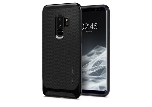 Spigen Neo Hybrid for Galaxy S9+ shiny black