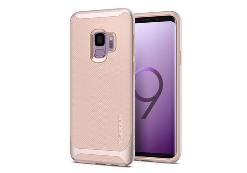 Spigen Neo Hybrid for Galaxy S9 Pale Dogwood