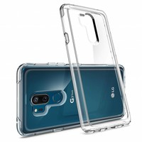 thumb-Spigen Slim Armor for G7 ThinQ crystal clear-5
