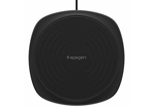 Spigen Essential F305W Wireless FastCharger 9W/Ult black