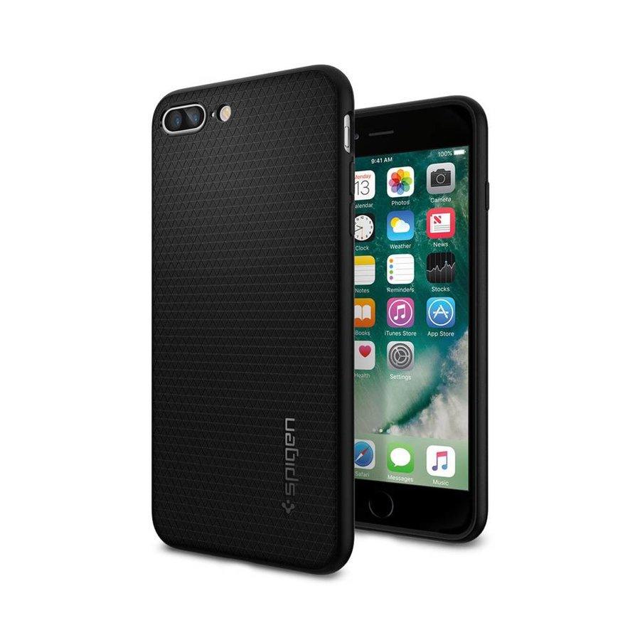 Spigen Liquid Air for iPhone 7/8 Plus black-1