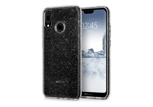 Spigen Liquid Crystal Glitter quartz for P20 Lite clear