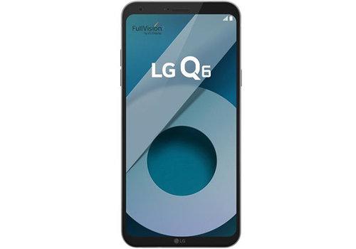 LG Q6 M700N Platinum Silver