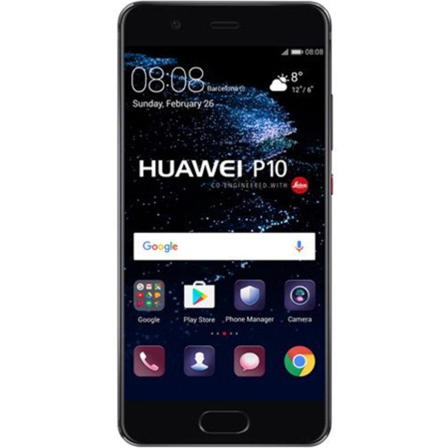Huawei P10 Black (Black)-1