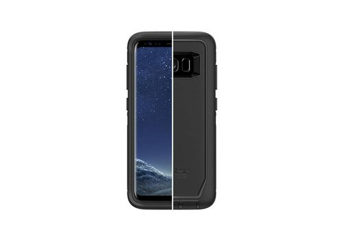 OtterBox Defender Series Samsung Galaxy S8 Black