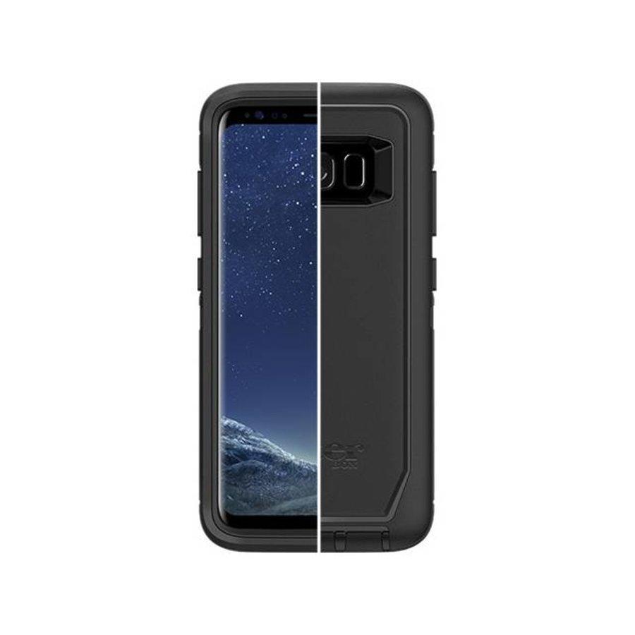 OtterBox Defender Series Samsung Galaxy S8 Black-2