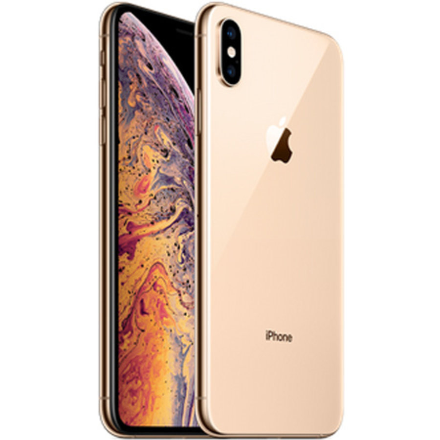 Apple iPhone Xs Max 64GB Gold (64GB Gold)-1