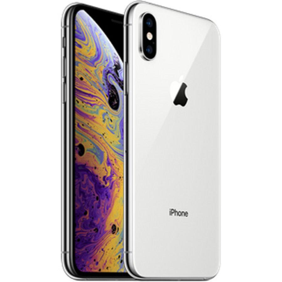 Apple iPhone Xs 64GB Silver (64GB Silver)-1