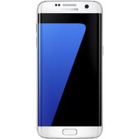 Samsung Galaxy S7 Edge Duos G9350 32GB Import White (32GB White)