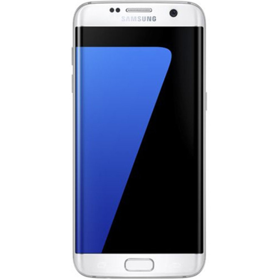 Samsung Galaxy S7 Edge Duos G9350 32GB Import White (32GB White)-1