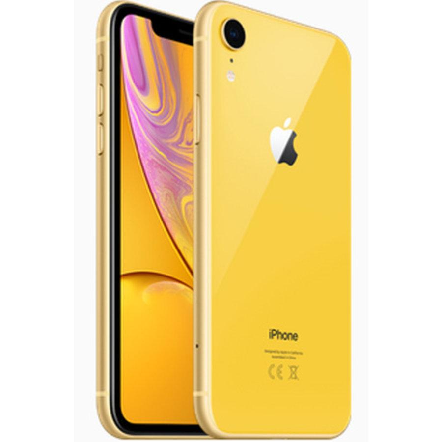 Apple iPhone Xr 128GB Yellow (128GB Yellow)-1