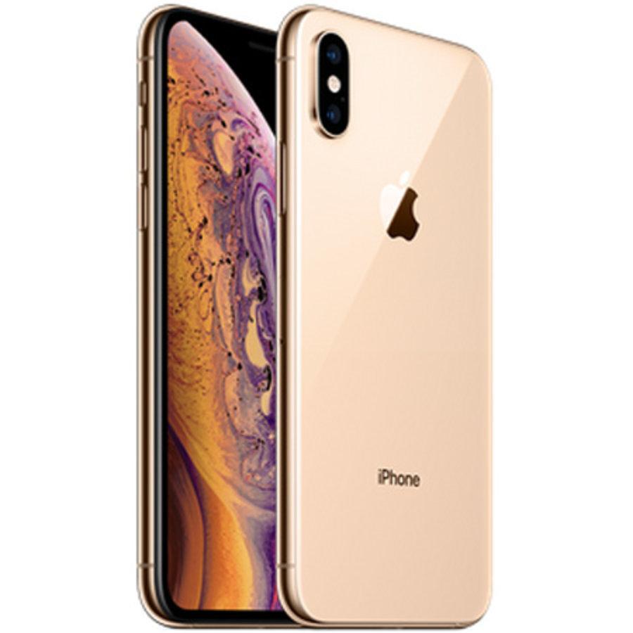Apple iPhone Xs 64GB Gold (64GB Gold)-1