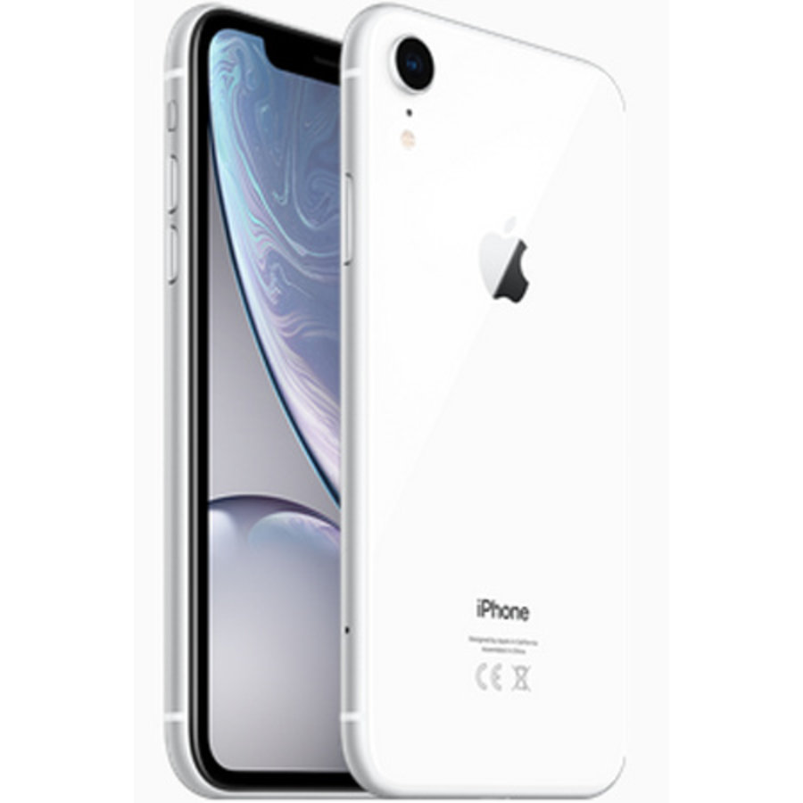 Apple iPhone Xr 128GB White (128GB White)-1