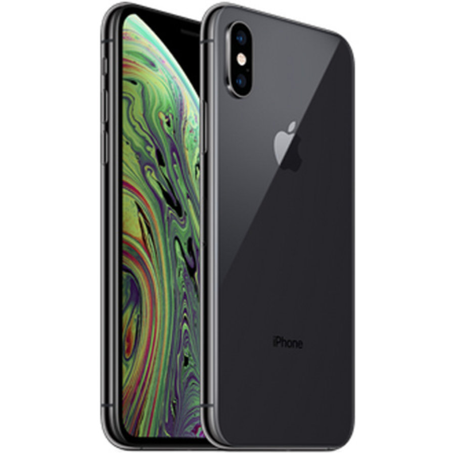 Apple iPhone Xs 64GB Space Grey (64GB Space Grey)-1