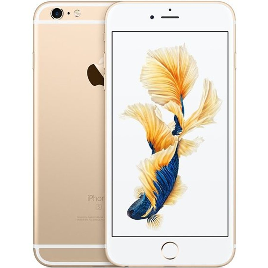 Apple iPhone 6s Plus 32GB Gold (32GB Gold)-1