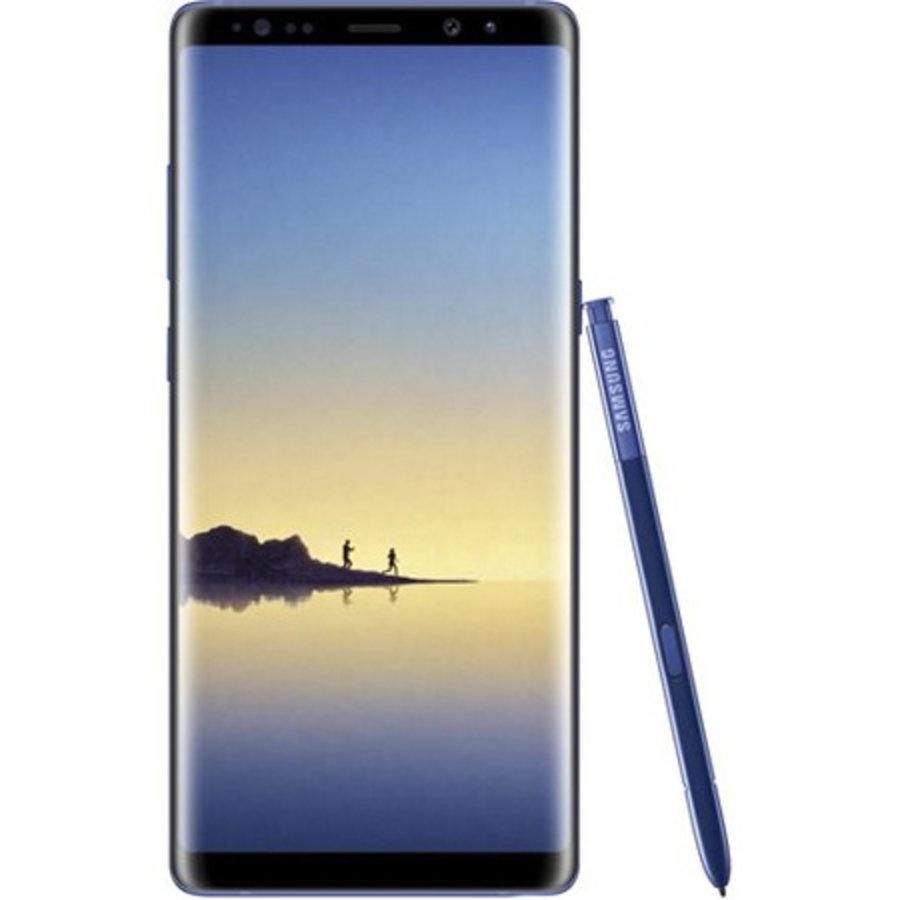 Samsung Galaxy Note8 Dual Sim N950FD Blue (Blue)-1