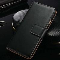 thumb-Movizy lederen walletcase iPhone X(s) - zwart-4