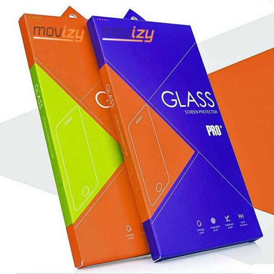 Movizy tempered glass screenprotector iPhone X(s)-2