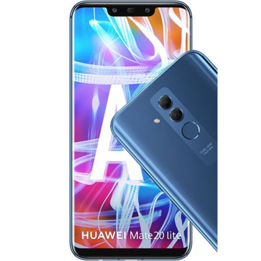 Huawei Mate 20 Lite Blue (Blue)-1