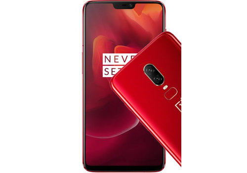 OnePlus 6 128GB Dual Sim Red