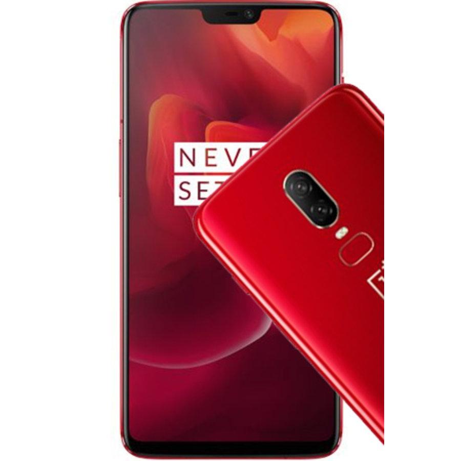 OnePlus 6 128GB Dual Sim Red (Red)-1