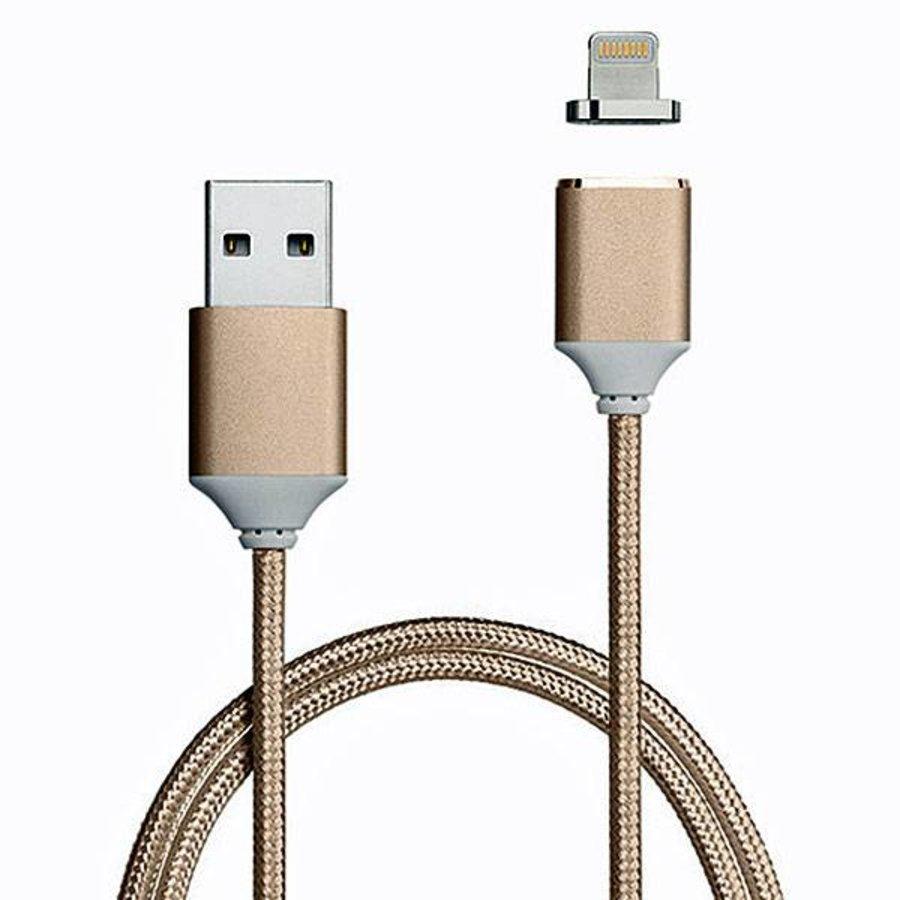 Movizy magnetische laad- en datakabel lightning - iPhone-4