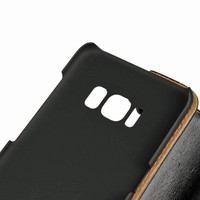 thumb-Movizy lederen walletcase Samsung Galaxy S8 Plus - zwart-6