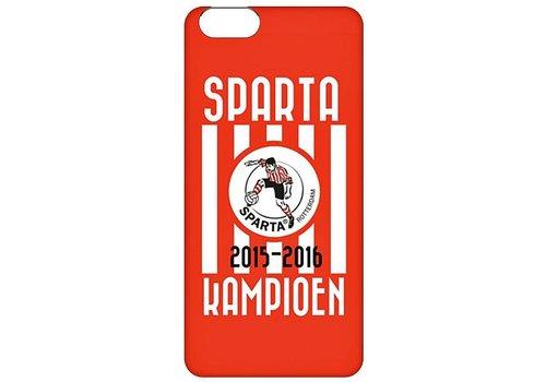 Sparta Rotterdam hardcover iPhone SE/5(S) - Kampioen