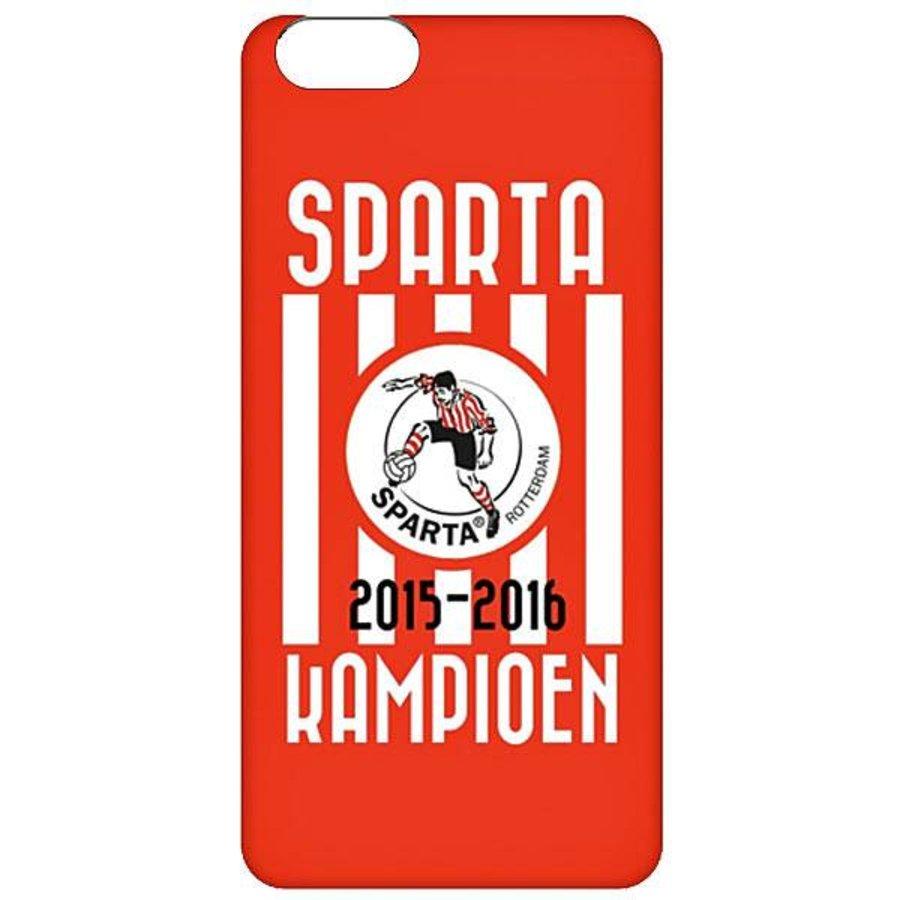Sparta Rotterdam hardcover iPhone SE/5(S) - Kampioen-1